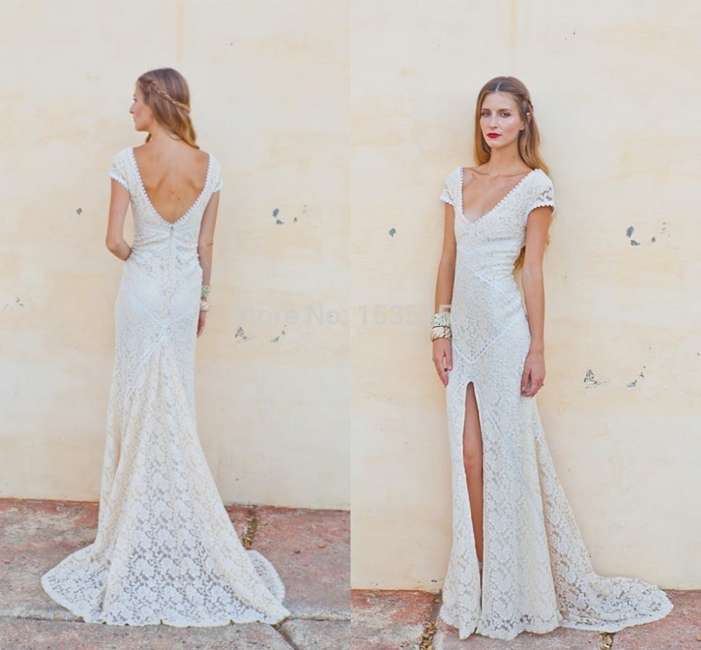 casual wedding dresses casual white wedding dress Wedding Dresses Casual