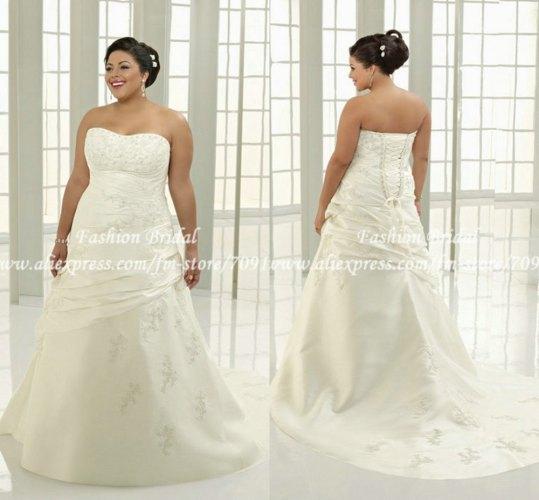 ivory wedding dress Stunning Princess Wedding Dresses For The Beautiful Appearance Ivory Wedding Dresses With White Princess Wedding