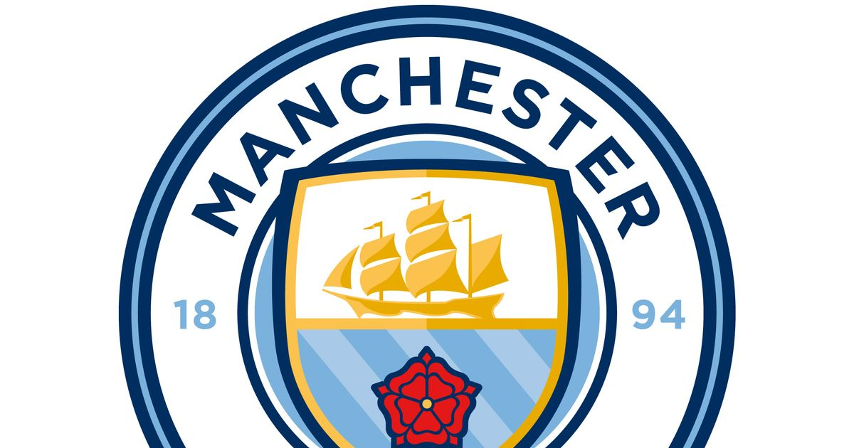 manchester city new badge released by intellectual property office evening news