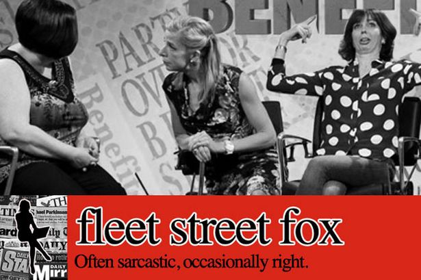 Fleet Street Fox Husband Fleet Street Fox Benefits Row