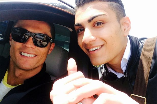 Cristiano Ronaldo superfan spends thousands of pounds to look like his hero [Tweets & Pics]