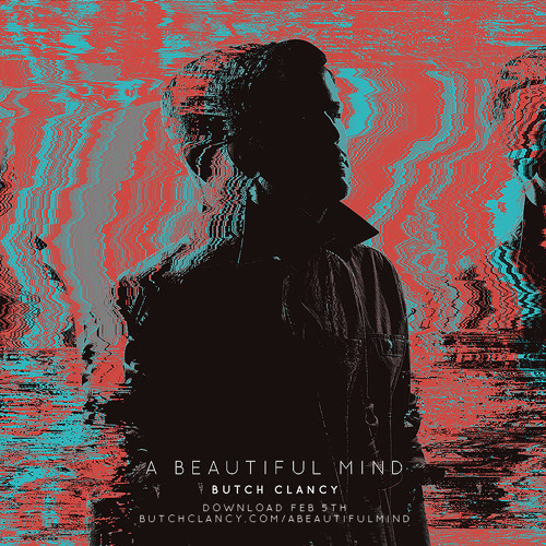 Butch Clancy - A Beautiful Mind LP