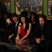 Amy Winehouse Tribute - Monkey Man, Live at Fantom Finger Studios Toronto, ON March 2014 Mp3