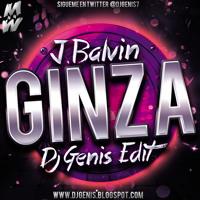 J.Balvin - Ginza (Dj Genis Edit) Mp3