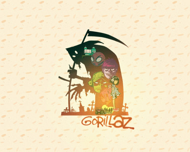 Gorillaz - Empire Ants (Deep House Edit By GONÉ) Mp3