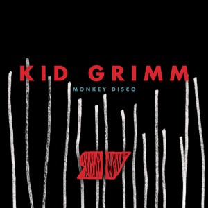 Kid Grimm - Monkey Disco - Charles Webster Afrospace Dub - Snippet Mp3