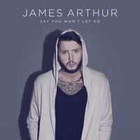 James Arthur - Say You Won't Let Go Mp3