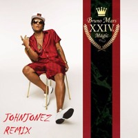24k Magic - Bruno Mars (JOHNJONEZ REMIX) Mp3