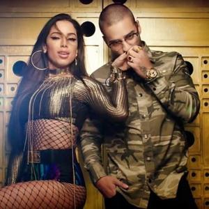 Anitta Ft. Maluma - Si O No (The King Demebu Moombhaton Summer Mix 2k17) - [MASTER] Mp3