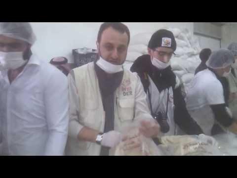 İHYA-DER Suriye Çalışması