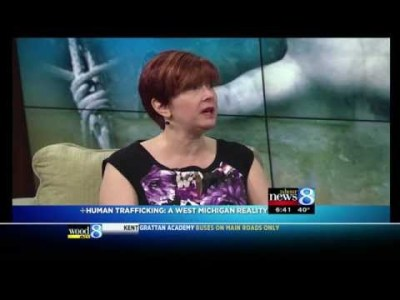 3.28.2014 - Elise Hilton on Human Trafficking