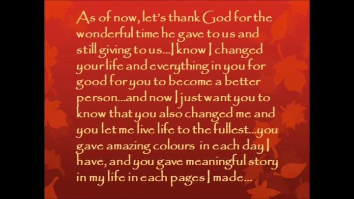 Happy Monthsary Letter To Boyfriend