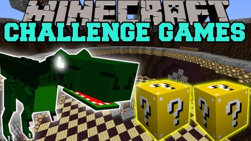 Games lucky block mod orespawn minecraft challenge games with jen