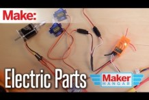Maker Hangar Episode 8: Electric Parts