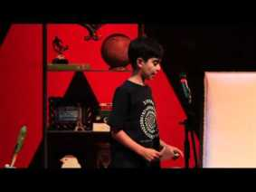 My passion for Pi: Chirag Singh on TEDxTalks
