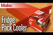 DIY Hacks & How To's: Soda Cooler