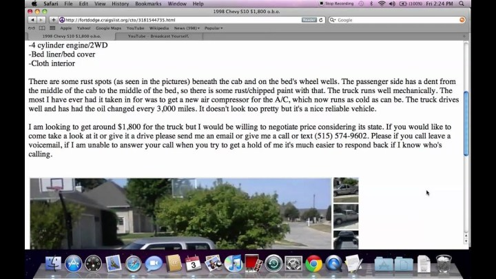 Craigslist Illinois Autos Post