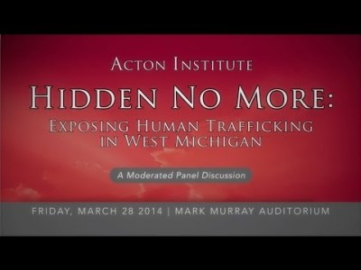 Highlights from Hidden No More: Exposing Human Trafficking in West Michigan