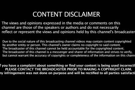 fair use disclaimer youtube