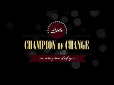 Tanvi Arey - Little Champion of Change