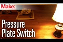 DIY Hacks & How To's: Haunted House Automation With Pressure Plates
