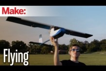 Maker Hangar Episode 14: Flying