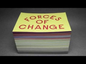 Video: Opening titles for Forces of Change, session 9 of TEDGlobal 2013