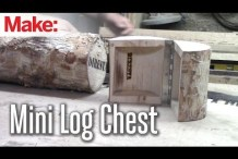 DiResta: Mini Log Chest