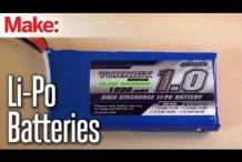 Maker Hangar Episode 4: Li-Po Batteries