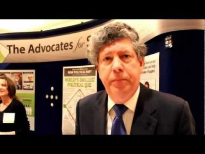 Dr. James Lark Explains the Mission of the Advocates