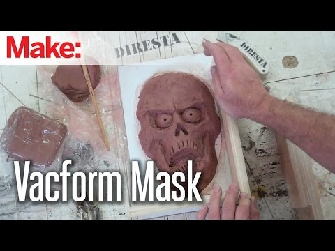 DiResta: Vacuum Formed Mask