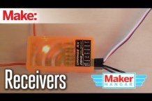 Maker Hangar Episode 7: Receivers