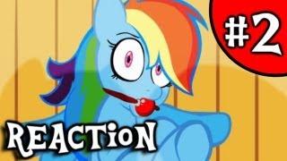 mlp pony to human