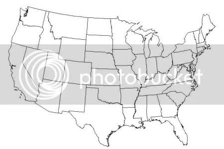 maps usa map drawing
