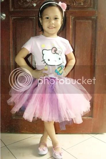 Hello Kitty Pink Tutu