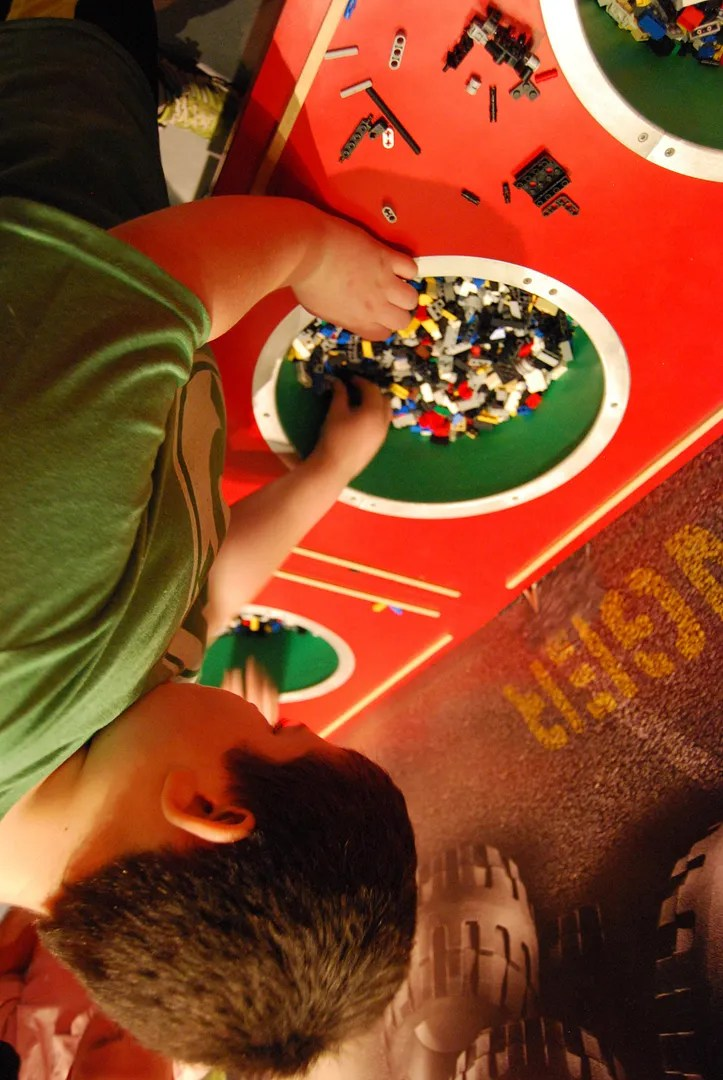 LegoLand Discovery Center - Review - FREE Child's Ticket | The TipToeFairy