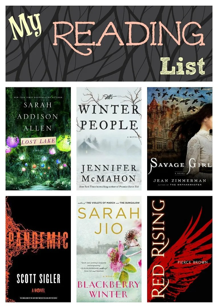 Must Read Spring 2014 Books