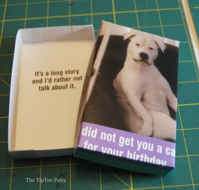 Greeting Card Tutorial - Hallmark #FunnyPetCards #CollectiveBias #cbias #shop