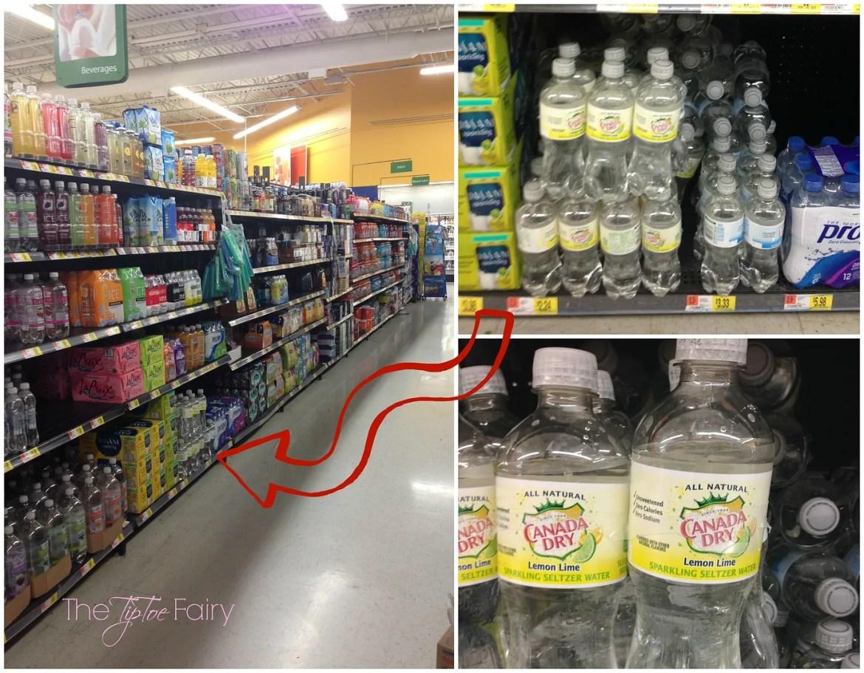 Sparkling Blueberry Lemonade | The TipToe Fairy #AddSparkle  #shop #drinkrecipe #cutthesugar #crafttutorial #dyetutorial