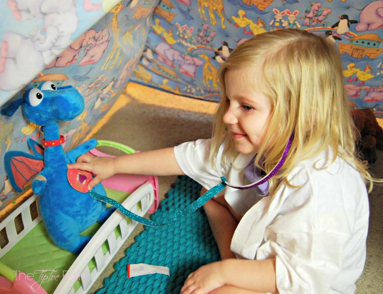 Doc McStuffins Birthday Ideas | The TipToe Fairy #JuniorCelebrates #CollectiveBias #shop #disney #docmcstuffins #birthdayideas