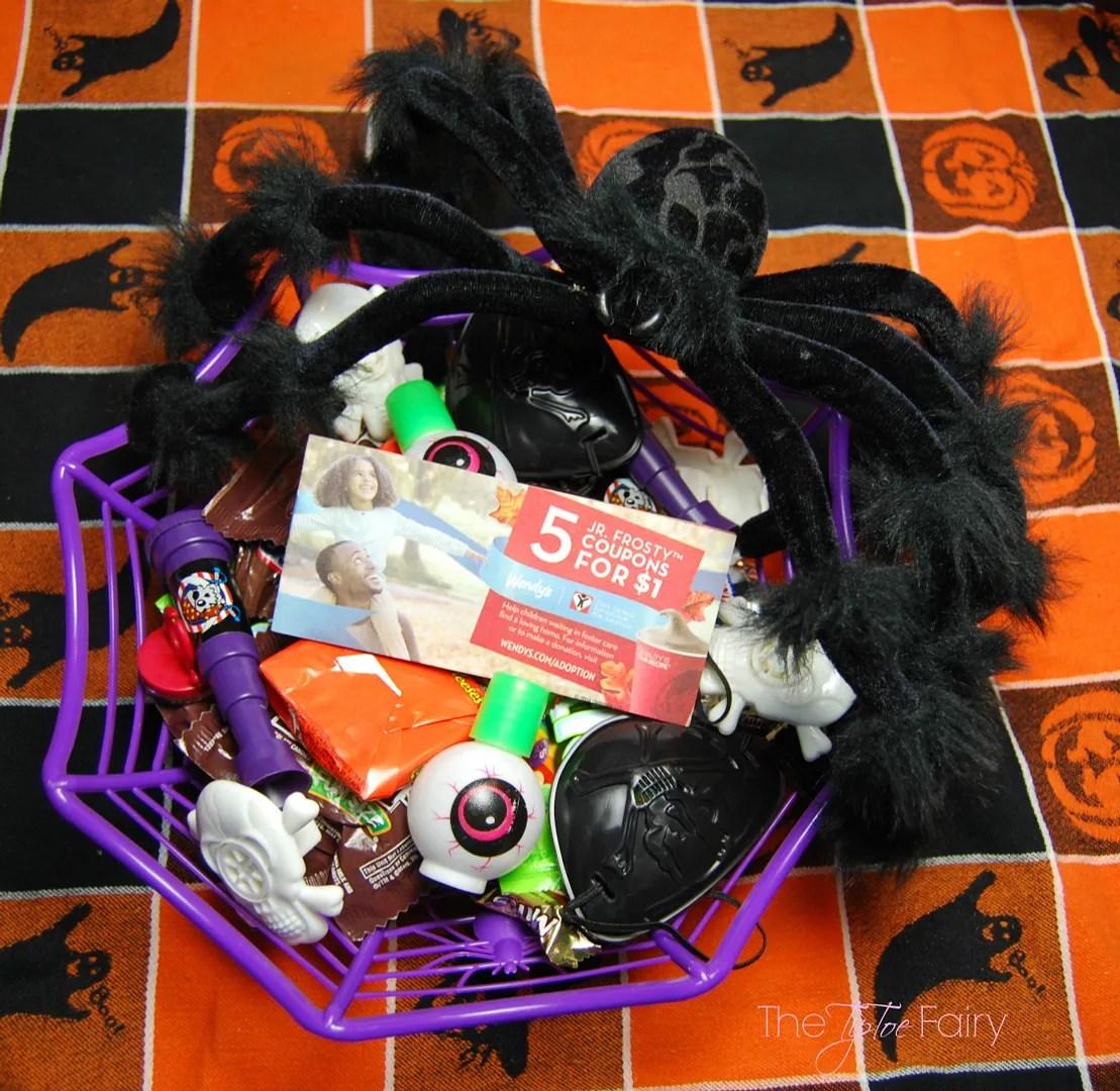 Other Ideas for Halloween Treats   The TipToe Fairy  #Frosty4Adoption #Ad #Halloween #Halloweenideas