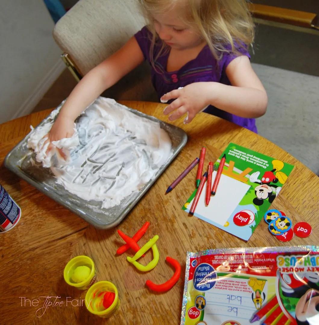 #Ready4Preschool with Disney Junior | The TipToe Fairy #shop #cbias #preschool #kidsactivities
