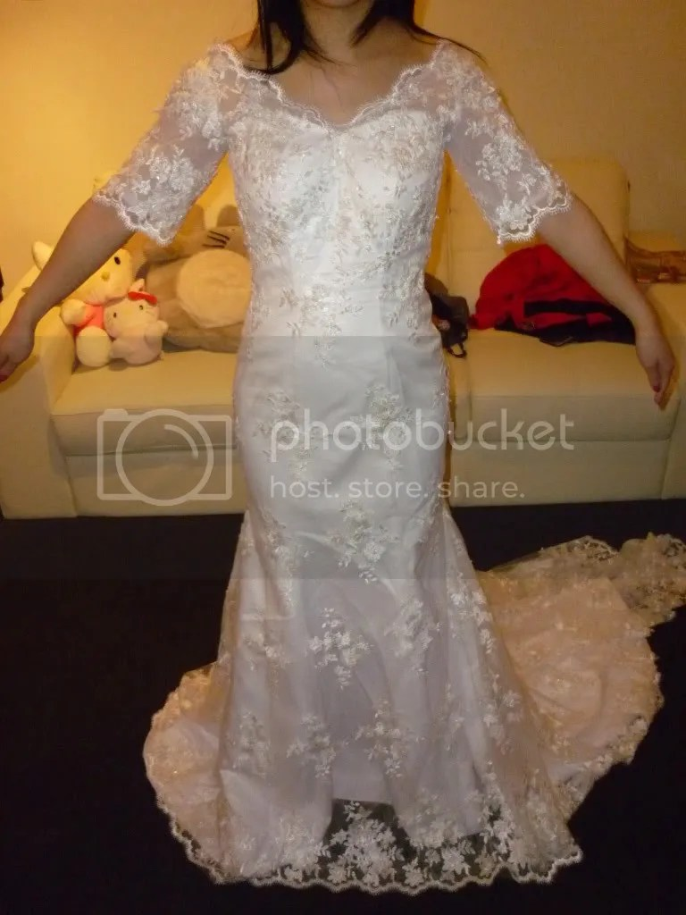 viewtopic wedding dress ebay the dress was not made for my height i put heels on and tried to walk and tripped over