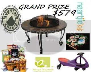 grandprize Blogger Sign-up and 2 Awesome $$$ Giveaway $$$ Opportunities--CLOSED