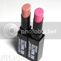 City color be matte lipsticks