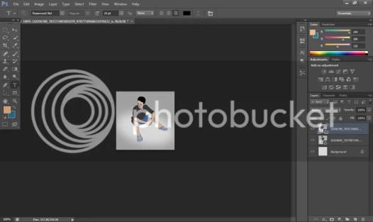 Cara membuat DP BBM Bergerak dengan Photoshop