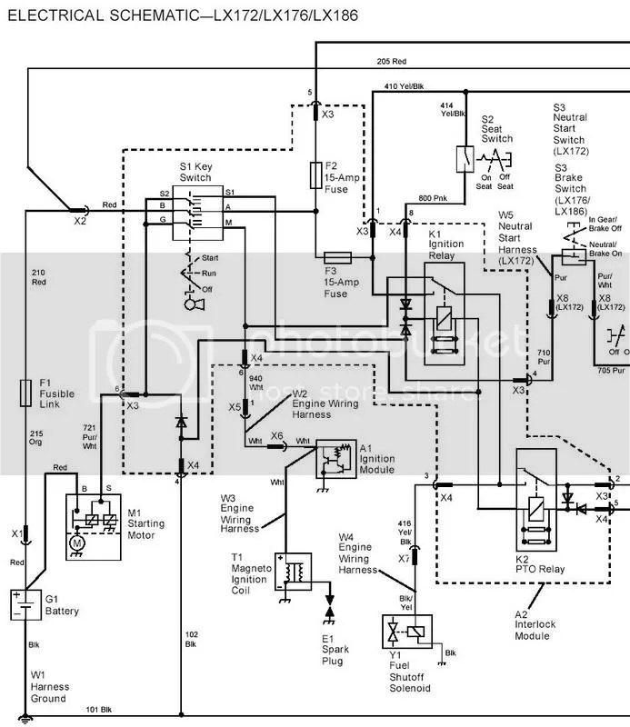 wiring diagram for john deere l130 the wiring diagram john deere 4100 wiring diagram nilza wiring diagram