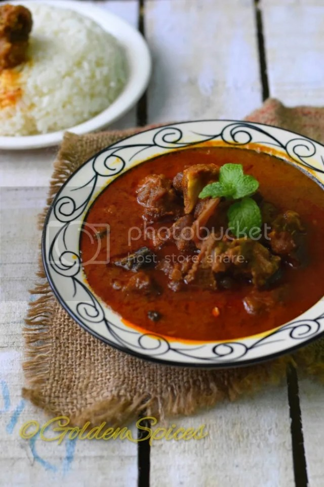 Dhaba Style Mutton Curry 2