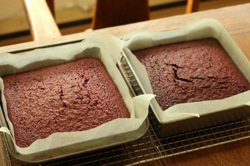 Red Velvet Cakes | Korena in the Kitchen