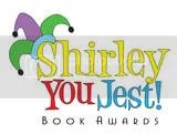 Shirley You Jest! Book Awards official logo